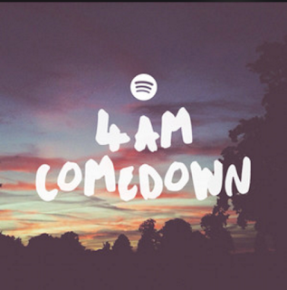 4am Comedown on Spotify