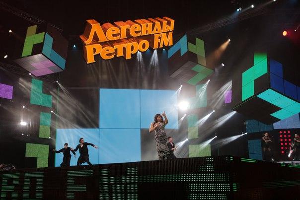 10/12/2016 Precious Wilson on Retro FM Show (Moscow) PW2016