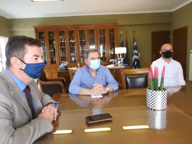Συνάντηση του Συνδέσμου Εφέδρων Αξιωματικών Αργολίδας με τον Ι. Μαλτέζο