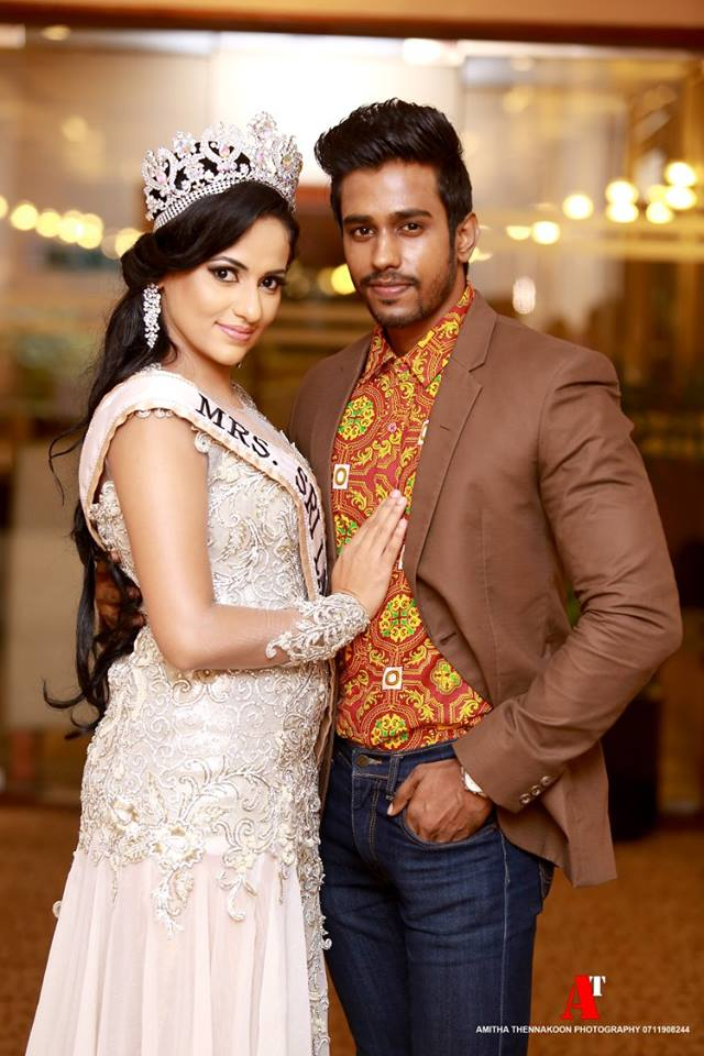 Mrs Sri Lanka 2016  Sri Lanka Hot Picture Gallery-6703
