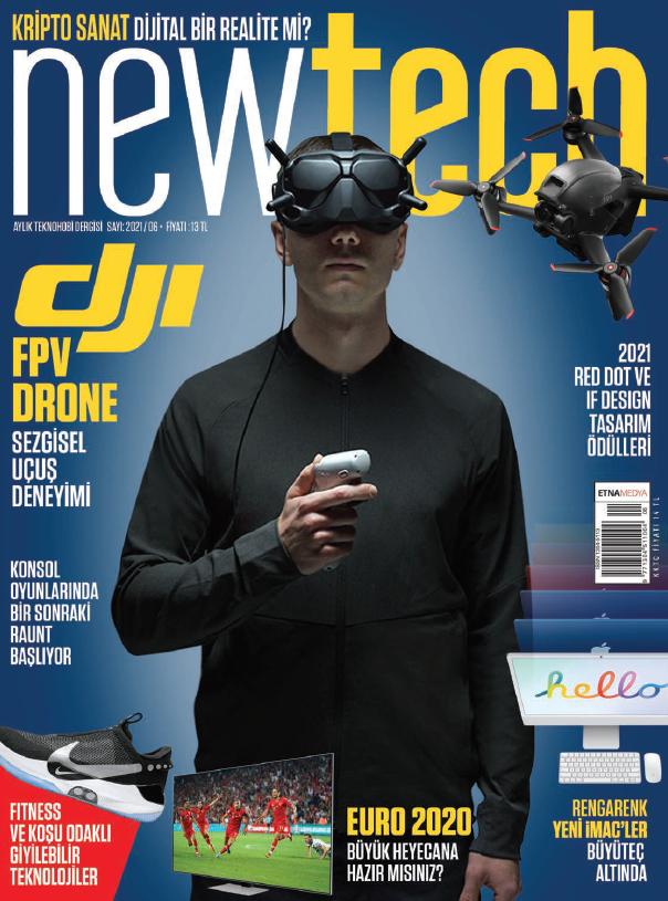 Newtech Haziran 2021 Dergi PDF indir