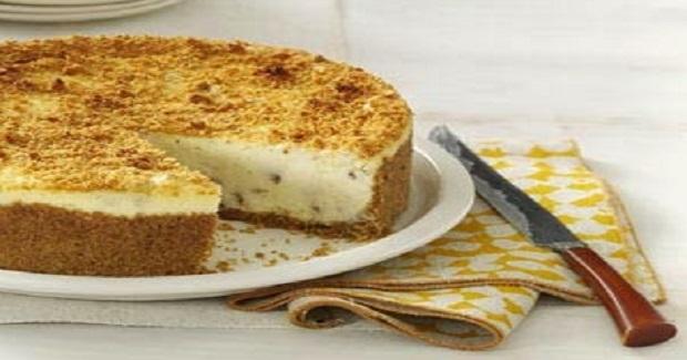 Butter Pecan Cheesecake Recipe