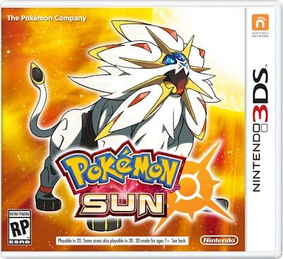 Pokémon Sun Decrypted 3DS EUR