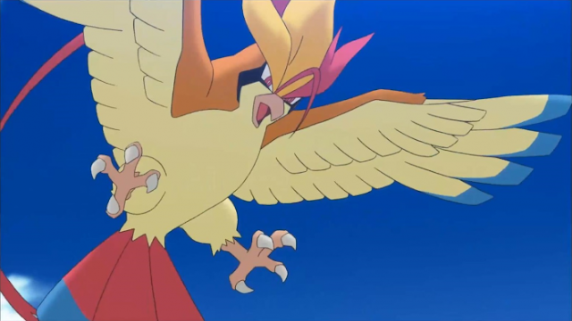 Pokemon Go: Why Pidgeot Should Not Be Overlooked!