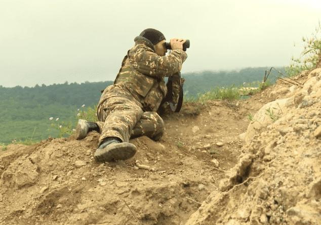Las tropas de Artsaj rechazan ataque de Azerbaiyán