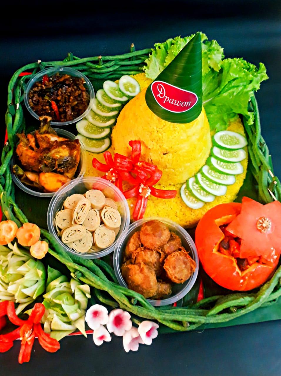Nasi Tumpeng Jakarta Barat