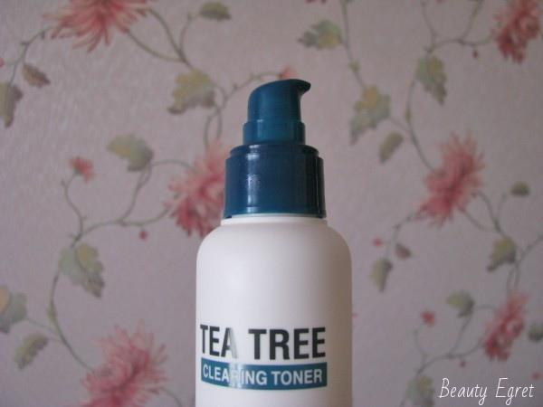 Тоник для проблемной кожи Skinfood, Tea Tree Clearing Toner