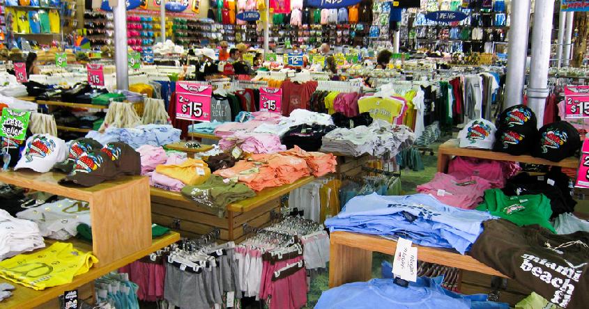63a1055be84 Lojas de roupa em Miami