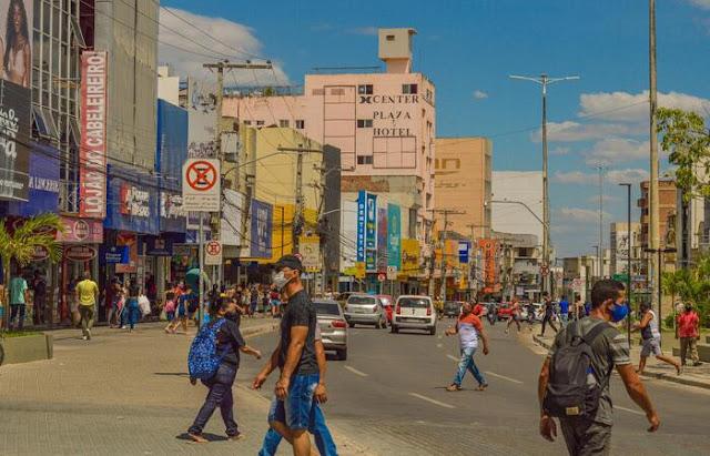 NOVO DECRETO: Governo de Pernambuco permite volta do comercio a partir de Segunda-feira(14)