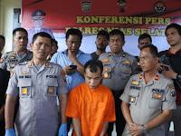 Pembunuh Sadis Terimakasih Laia Dituntut 20 Tahun Penjara