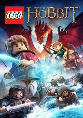 Capa do LEGO: The Hobbit