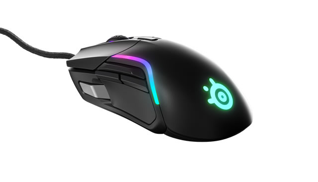 Steelseries Rival 5 - Mouse for everyone