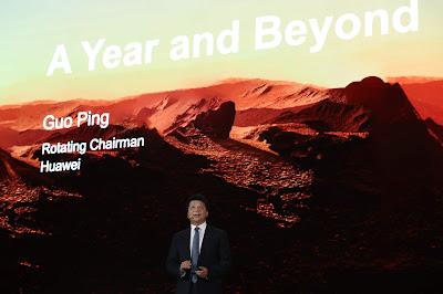 หนึ่งปีที่ผ่านมาและอนาคตข้างหน้าของ Huawei