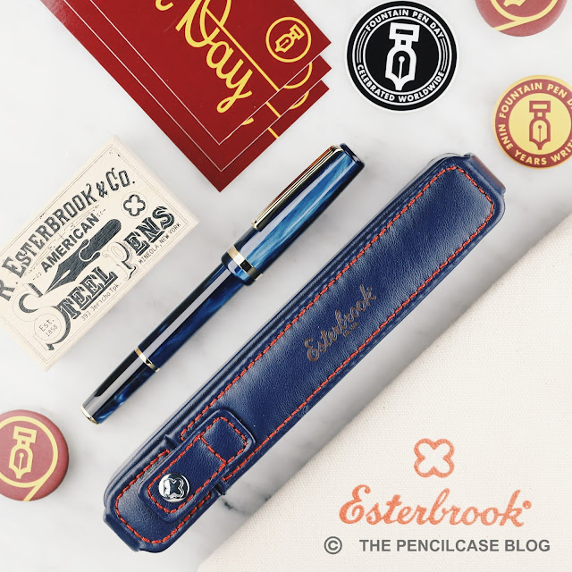 FOUNTAIN PEN DAY 2020 GIVEAWAY! - Sponsored by Esterbrook