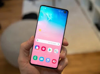 handphone samsung galaxy s10