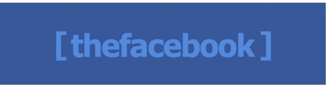 Logo Facebook 2003
