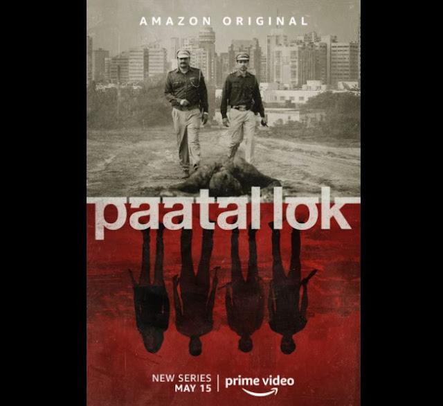 Paatal Lok web series poster
