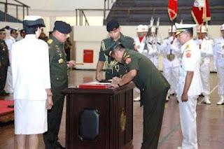 Panglima TNI : Penguatan Kapabilitas Intelijen TNI Harus Dijabarkan Dalam Berbagai Azas