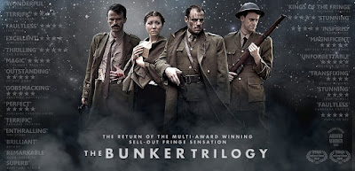 adelaide fringe: the bunker trilogy