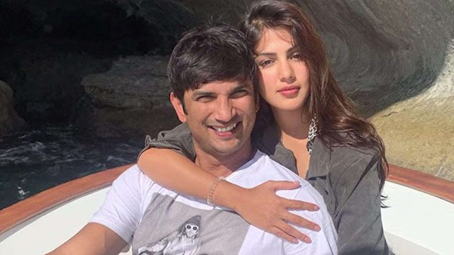 Sushant Singh Rajput's father files FIR against the late actor's girlfriend Rhea Chakraborty for abetment of suicide