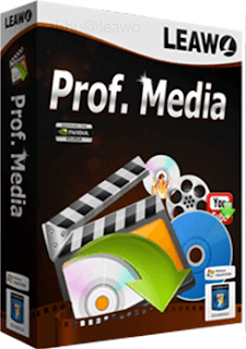 Leawo Prof. Media Discount Coupon Code