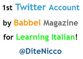 6 Twitter Accounts To Follow If You're Learning Italian