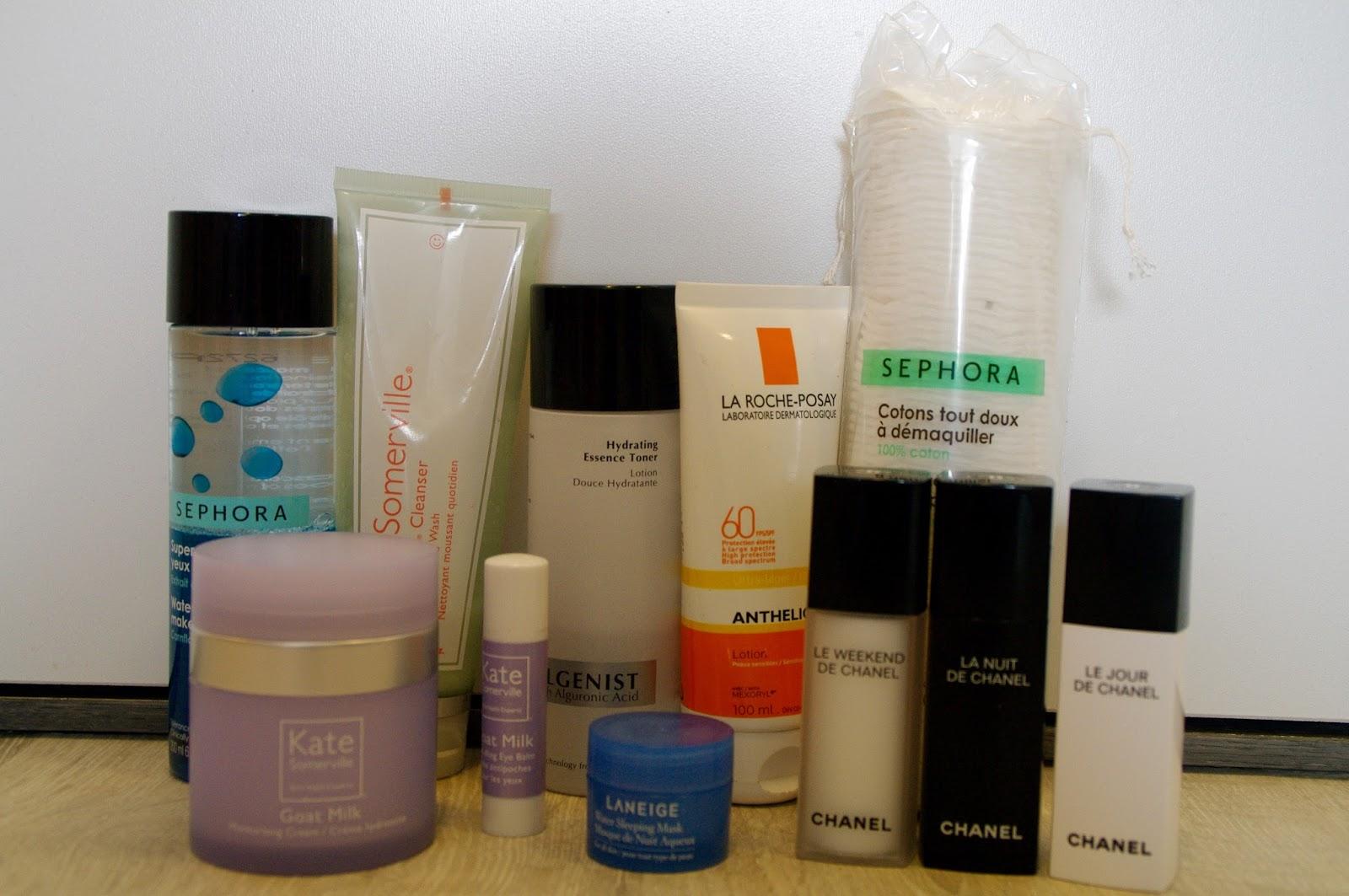 Skincare for Dry Sensitive Skin