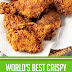 World's Best Crispy Fried Chicken #friedchicken #chickenrecipes