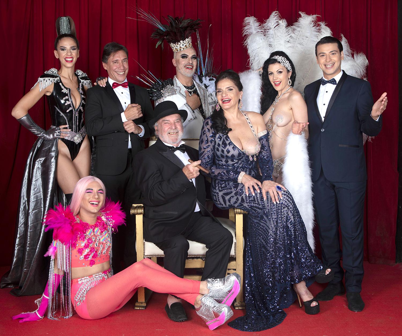 Resultado de imagen de burlesque teatro provincial