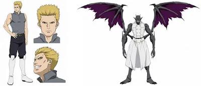 Jun Fukuyama interpretará a Christopher (Gargoyle). Tsuda fue anunciado previamente para jugar contra uno de los compañeros soldados de Encarnado de Hank y Caín.