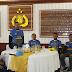 Ikut Pecahkan Rekor Dunia, Wakapolda Aceh Lepas Tim Selam