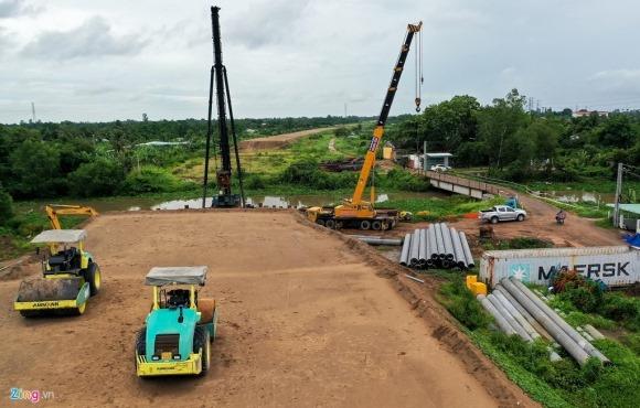Cao tốc Trung Lương – Mỹ Thuận sau 10 năm khởi công 13