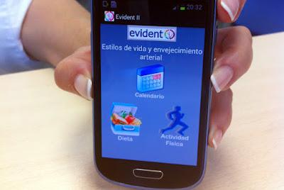 Tecnologia aplicada salud podometro