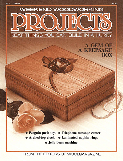 Weekend,Woodworking,Projects,Vol,1,Issue,2
