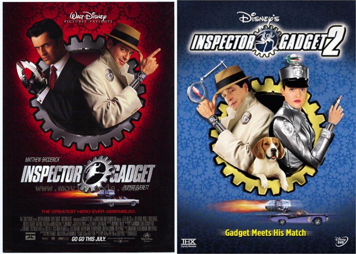 Inspector Gadget Film