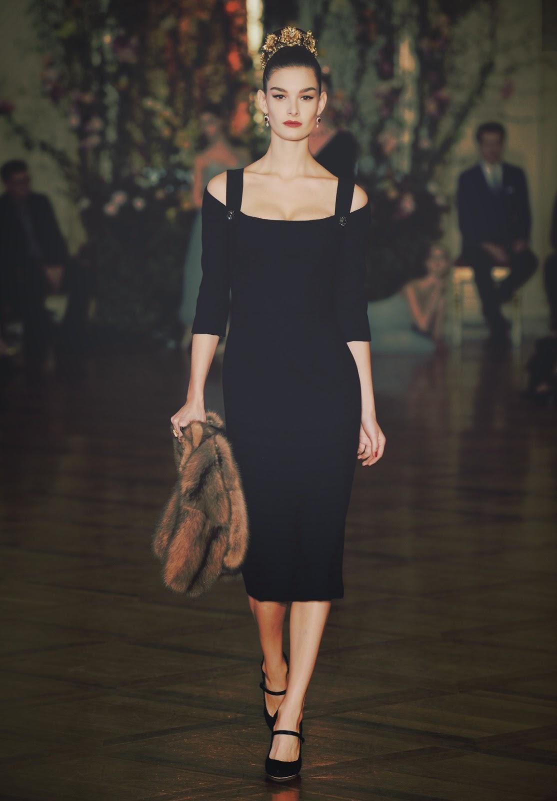 Dolce & Gabbana Alta Moda Spring/Summer