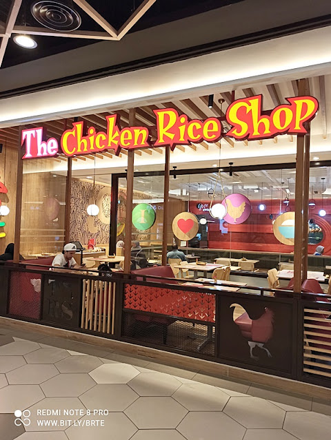 The Chicken Rice Shop Outlet