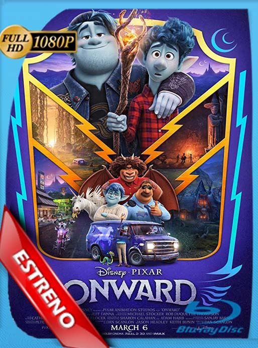 Unidos (Onward) (2020) HD [1080p] Latino [GoogleDrive] SilvestreHD