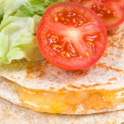 Meatless Quesadillas Recipe