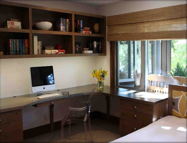 best home office furniture fully assembled for sale