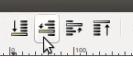 menu rearrang object inkscape
