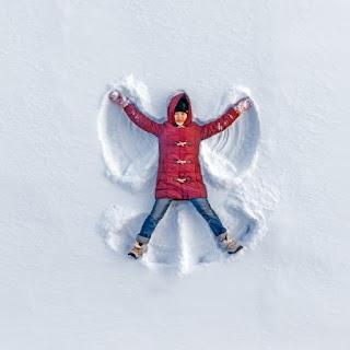 (snow) ANGEL