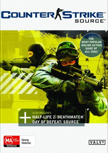 Download Counter Strike right now for free, a shooter full of action. ... allows you  to play on a local network, because version 1.6 that allows you to play online is...