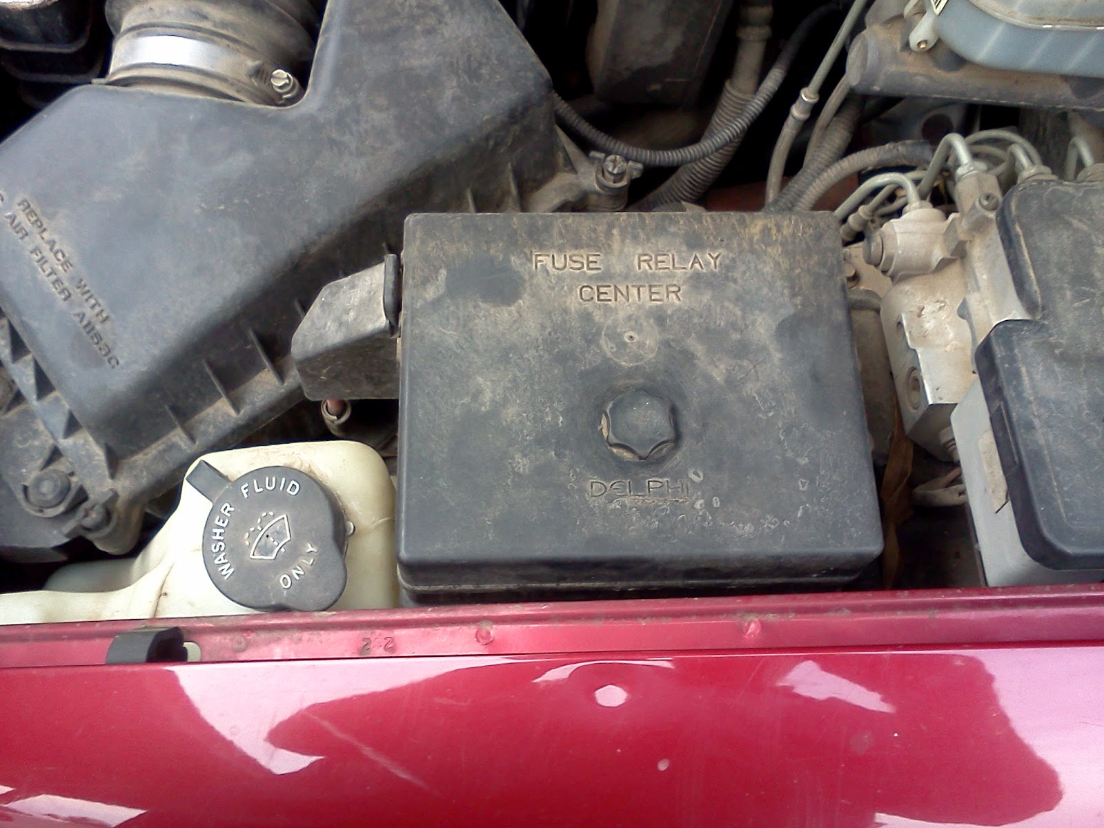 1991 Chevy S10 Tail Light Fuse For The Box | Wiring Library