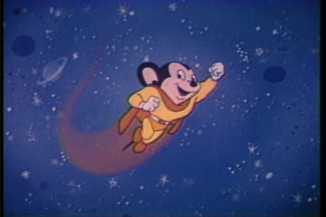 Image: Still frame from the animated cartoon | 1945