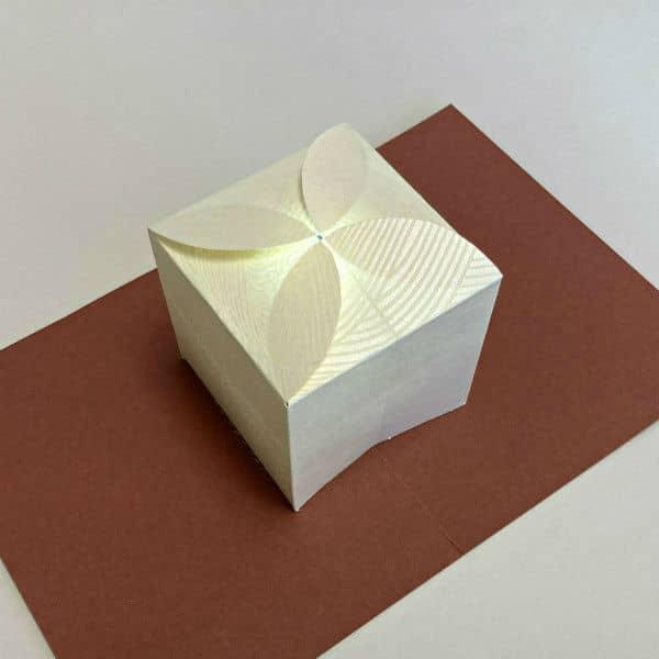 paper pop up lantern