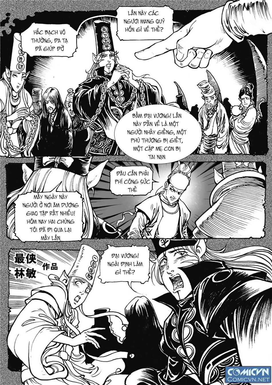 Chung Quỳ Truyền Kỳ Chap 24 - Next Chap 25