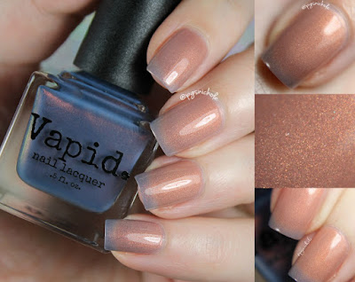 Vapid Lacquer Sweaters 'n' Denim Warm State