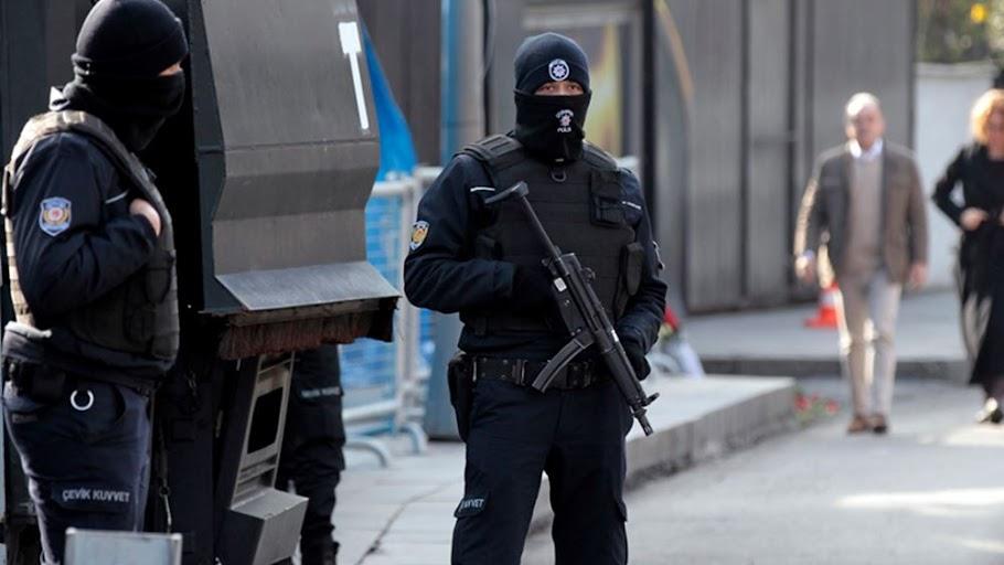 Αυτοκτόνησε ένας από τους αστυνομικούς της φρουράς του Ερντογάν