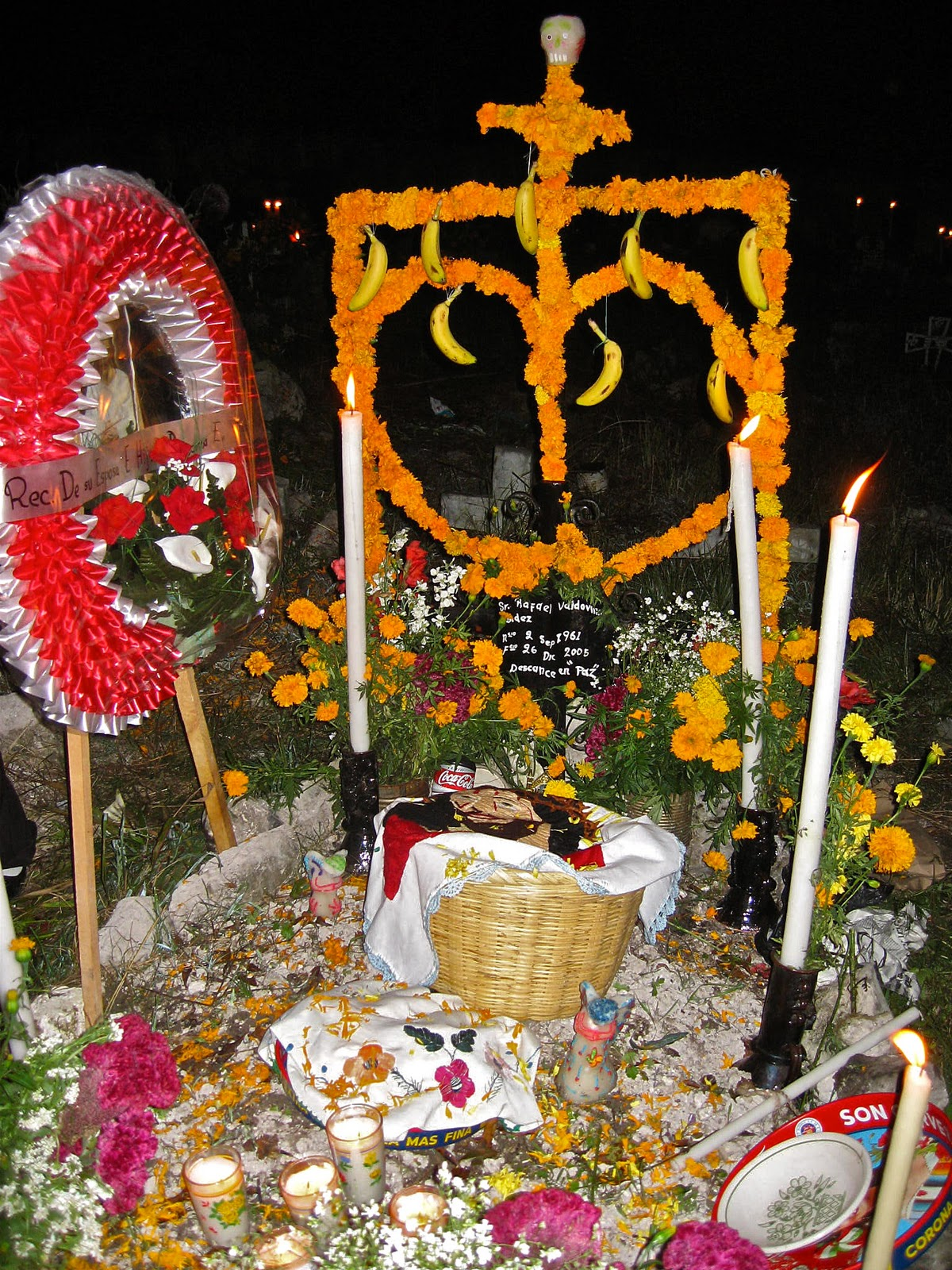 All Things Mexico Dia De Los Muertos In P 225 Tzcuaro Mexico